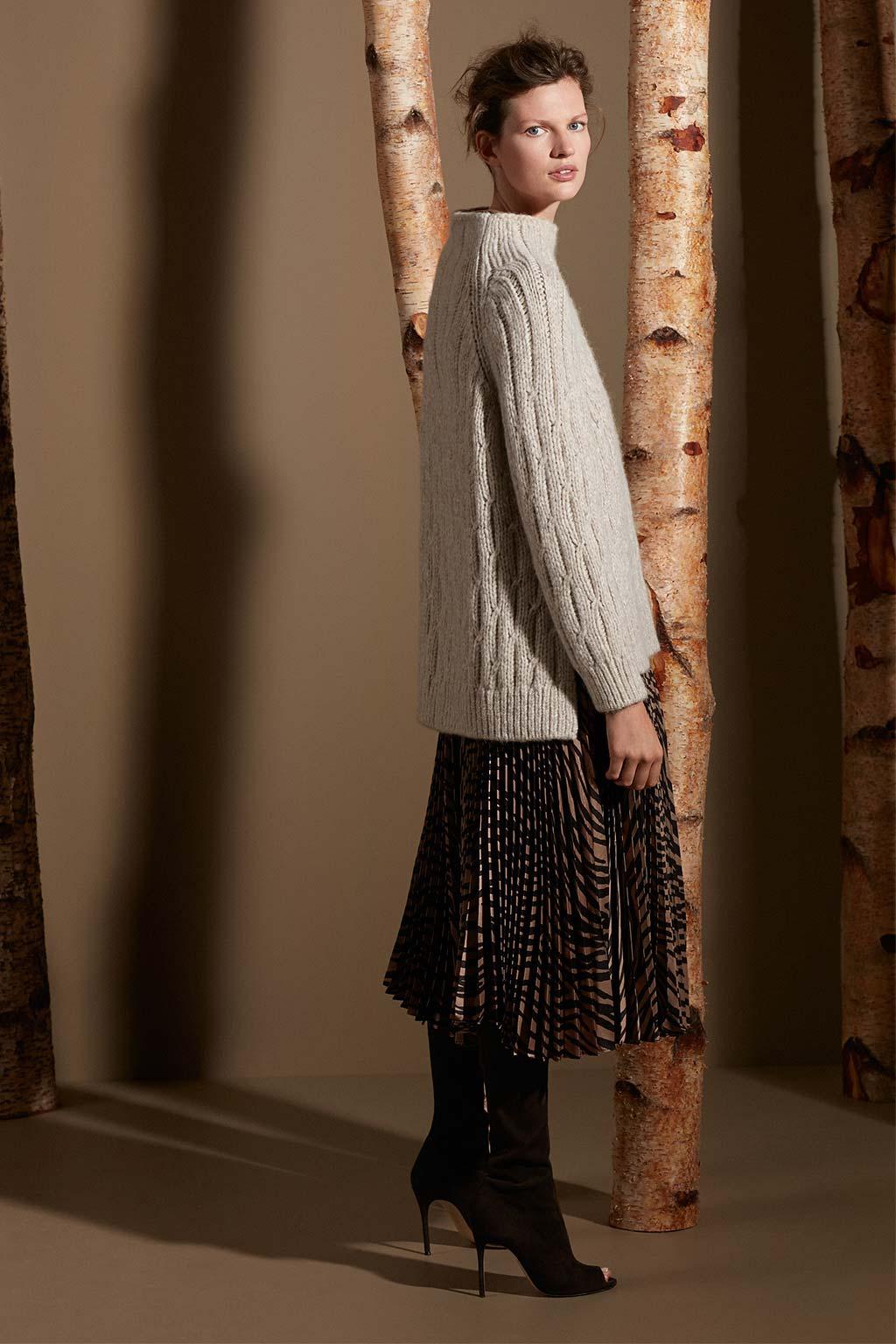 CH Carolina Herrera. New womenswear collection Spotlight. Look 10