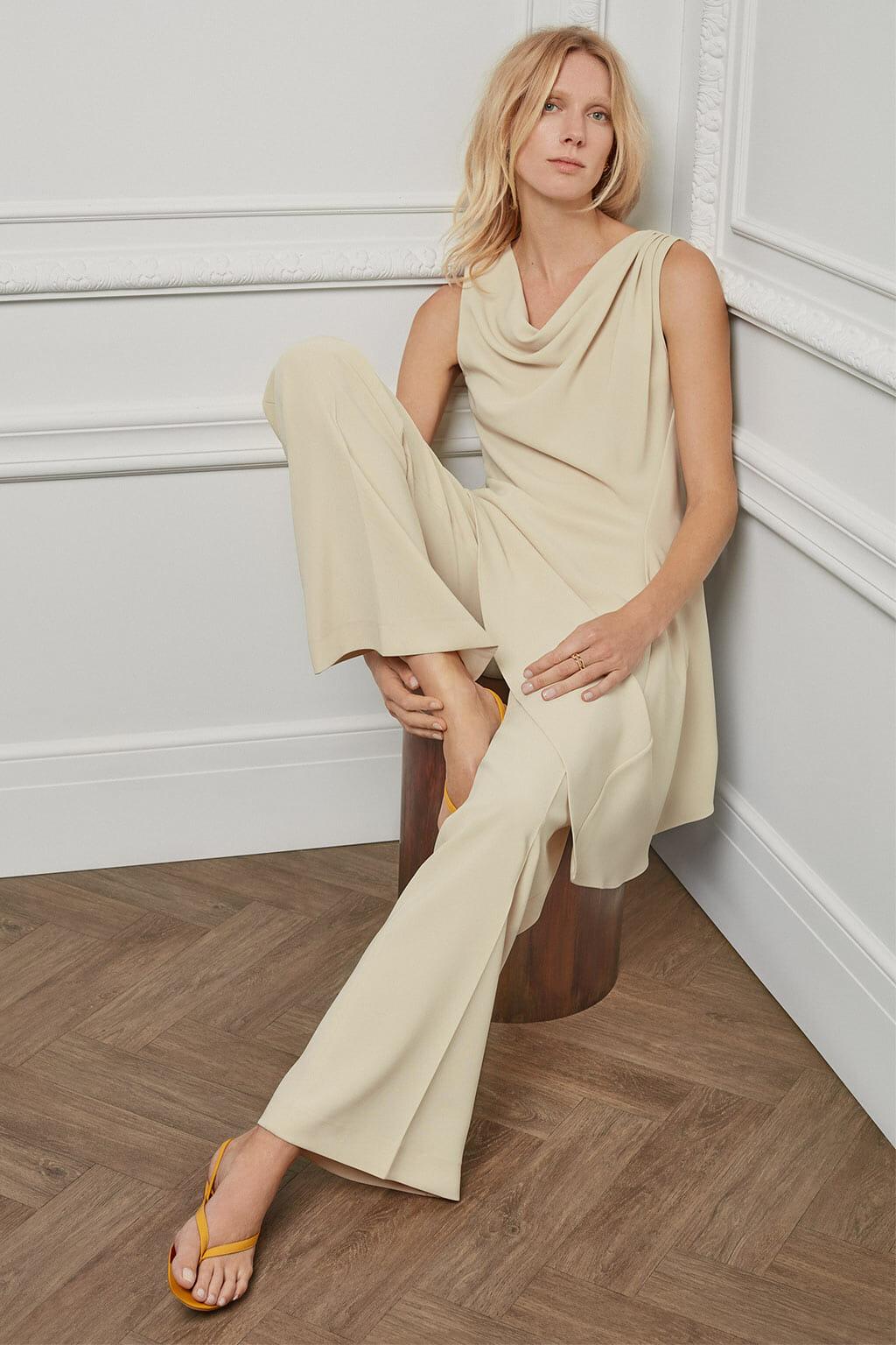 CH Carolina Herrera. New womenswear collection Resort. Look 11