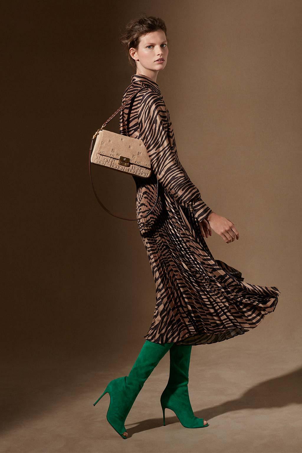 CH Carolina Herrera. New womenswear collection Spotlight. Look 14