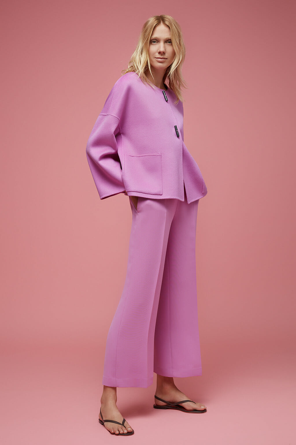 CH Carolina Herrera. New womenswear collection Resort. Look 15