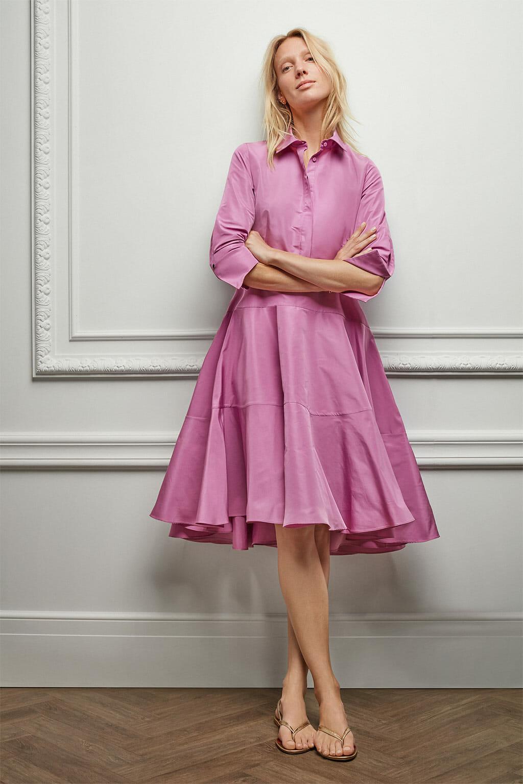 CH Carolina Herrera. New womenswear collection Resort. Look 16
