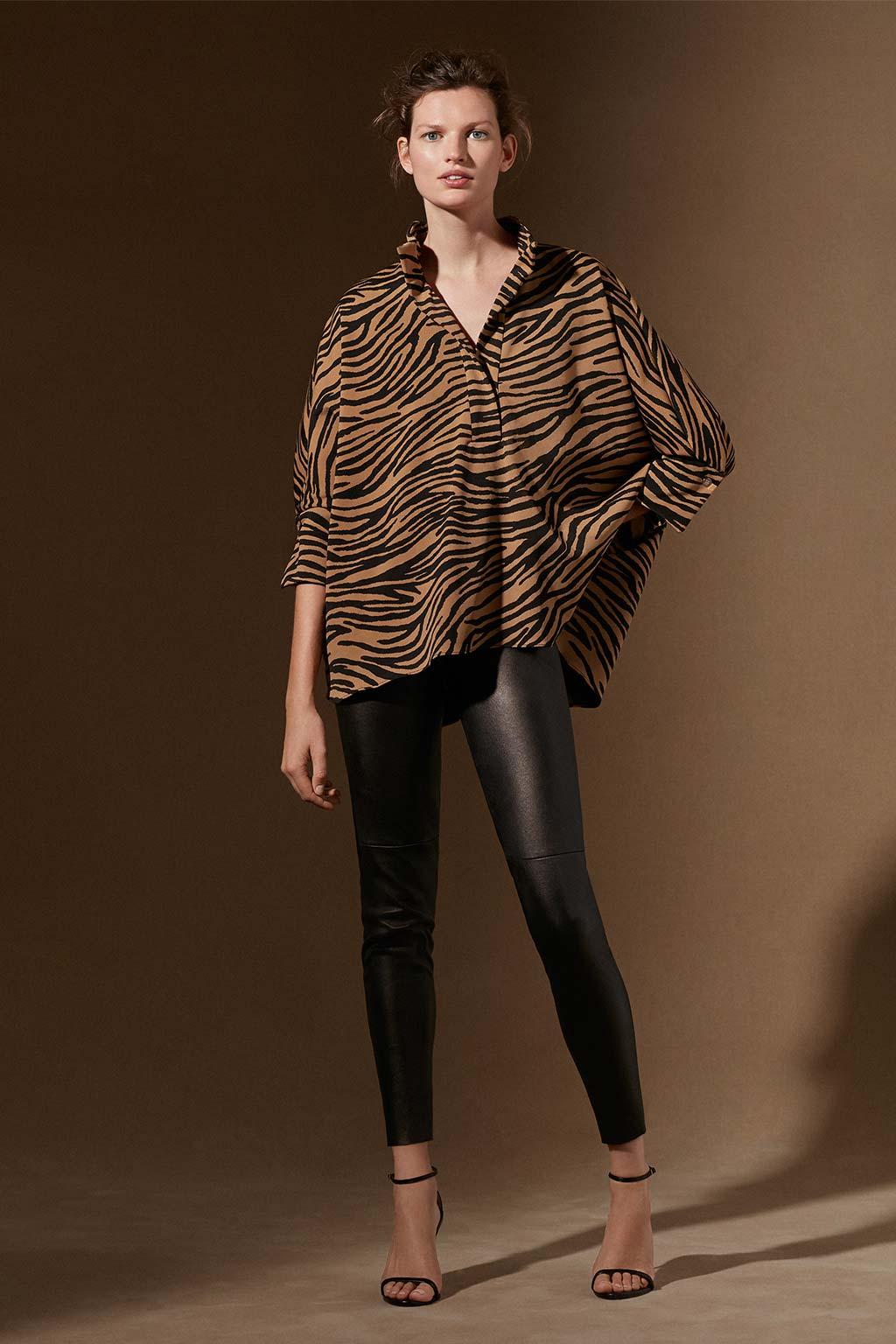 CH Carolina Herrera. New womenswear collection Spotlight. Look 17