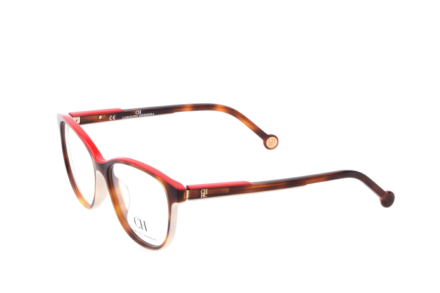 CH CAROLINA HERRERA EYEWEAR OPTICAL WOMEN SIDE