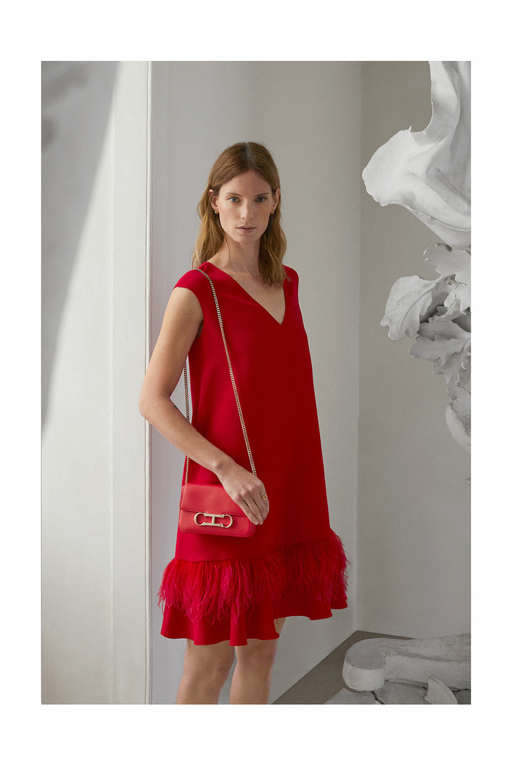 CH Carolina Herrera. New Womenswear Collection Evening. Look 04