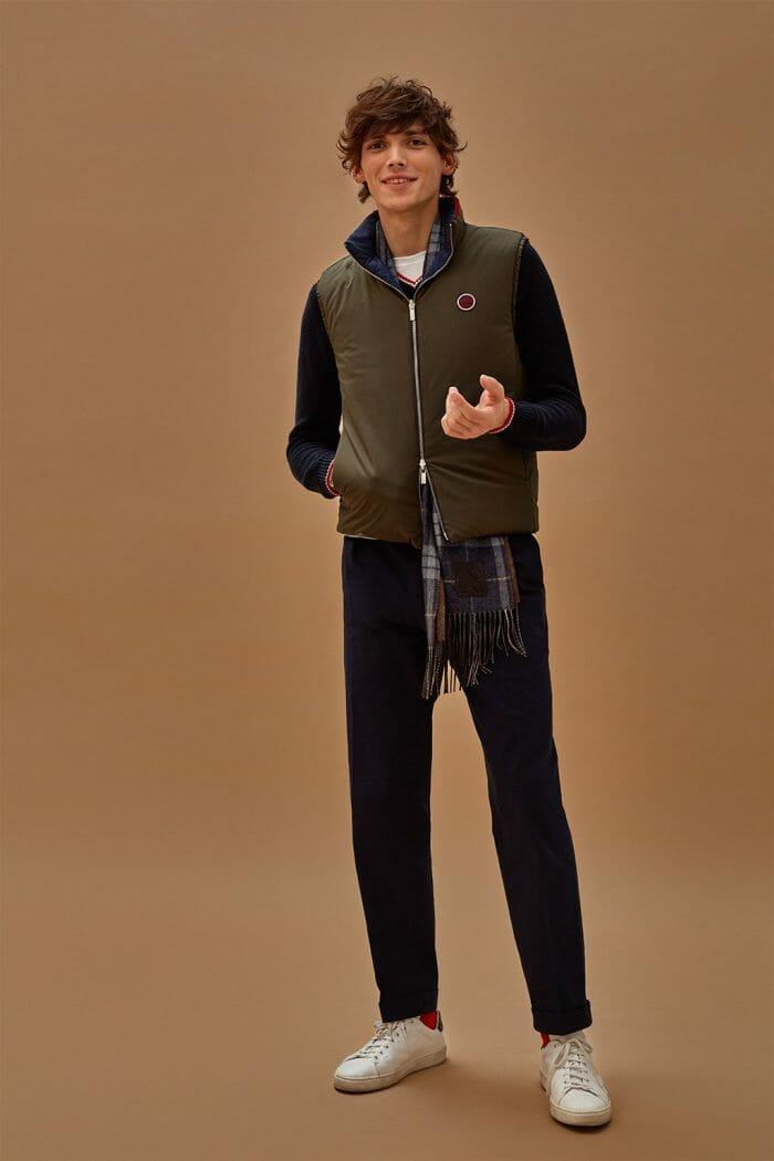 CH Carolina Herrera. New Menswear Collection Resort. Look 07