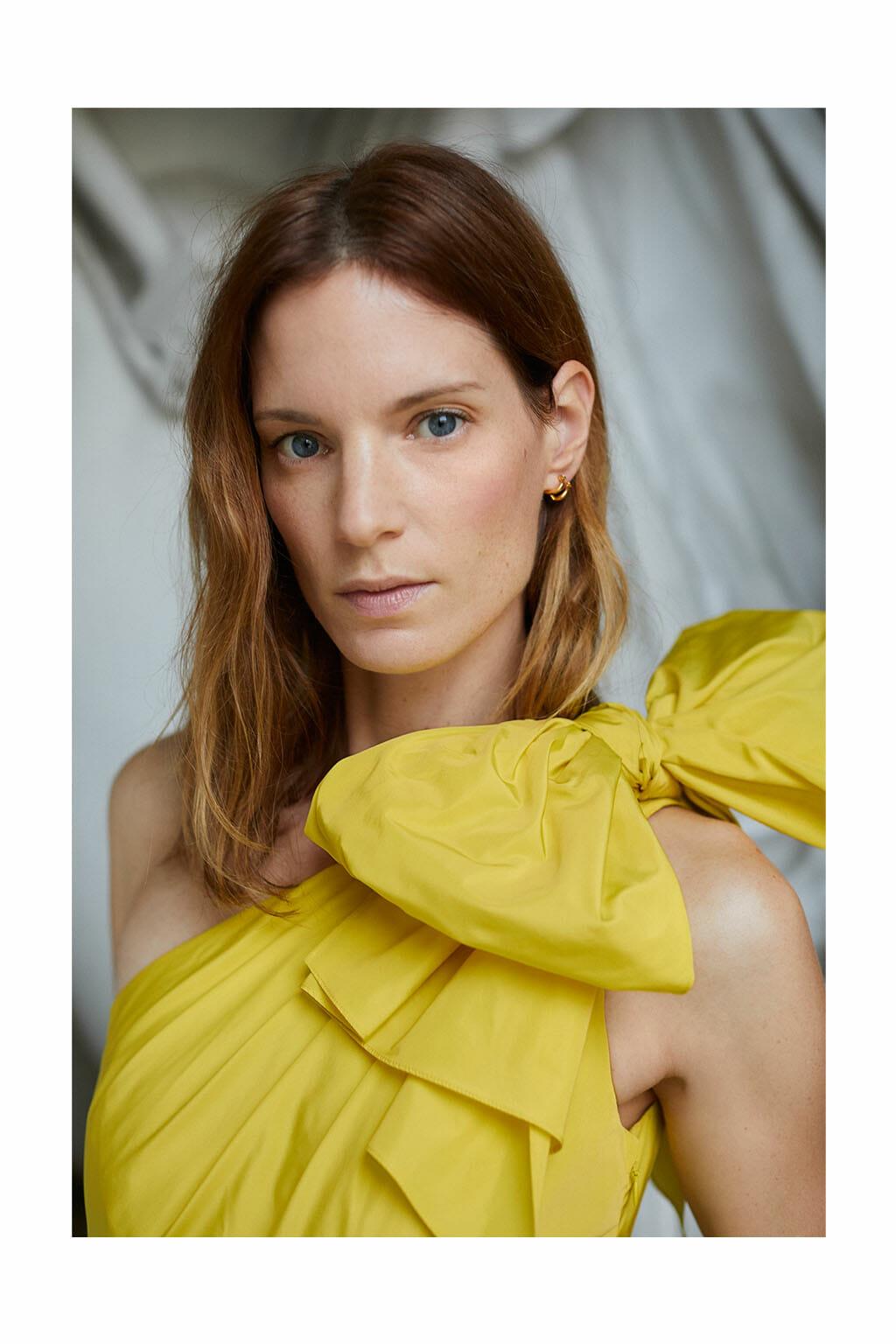 CH Carolina Herrera. New Womenswear Collection Evening. Look 13