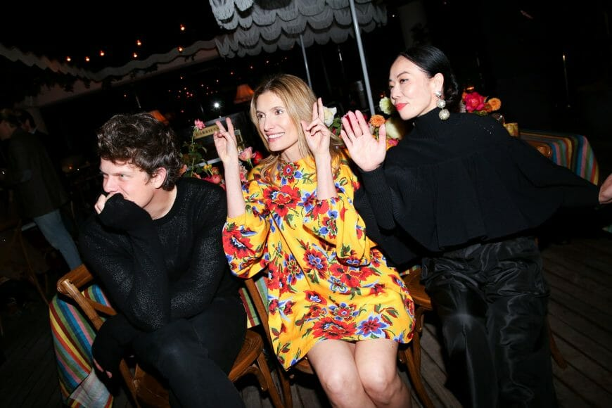 Carolina Herrera x CABANA Celebrate in West Hollywood