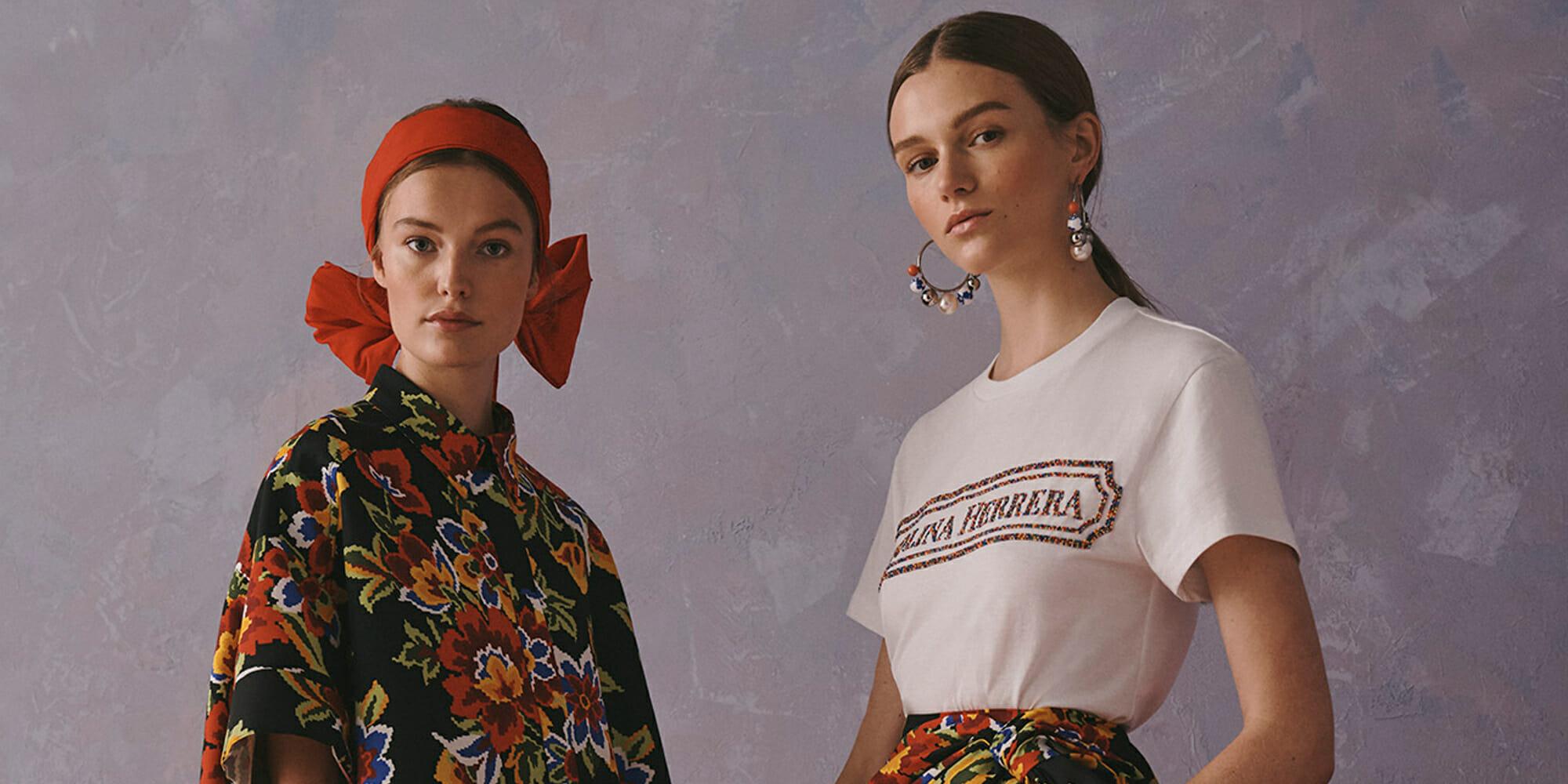 Carolina Herrera Official Site Avant Elegant Fashion