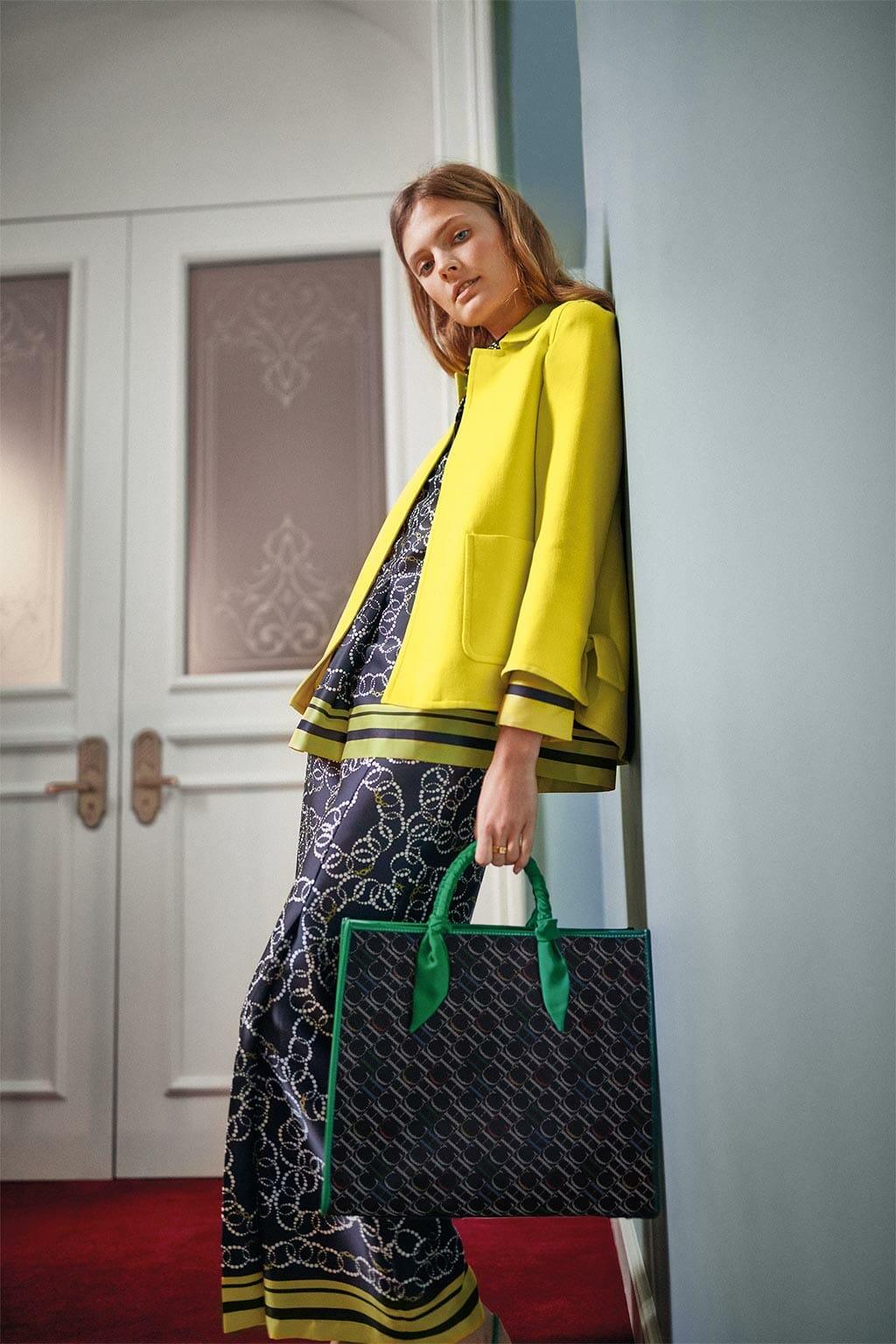 CH Carolina Herrera. New Womenswear collection Spring. Look 01