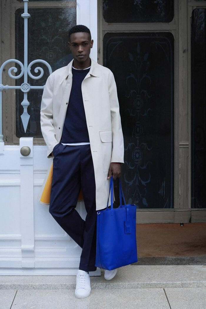CH Carolina Herrera. New Menswear Collection Spring. Look 07