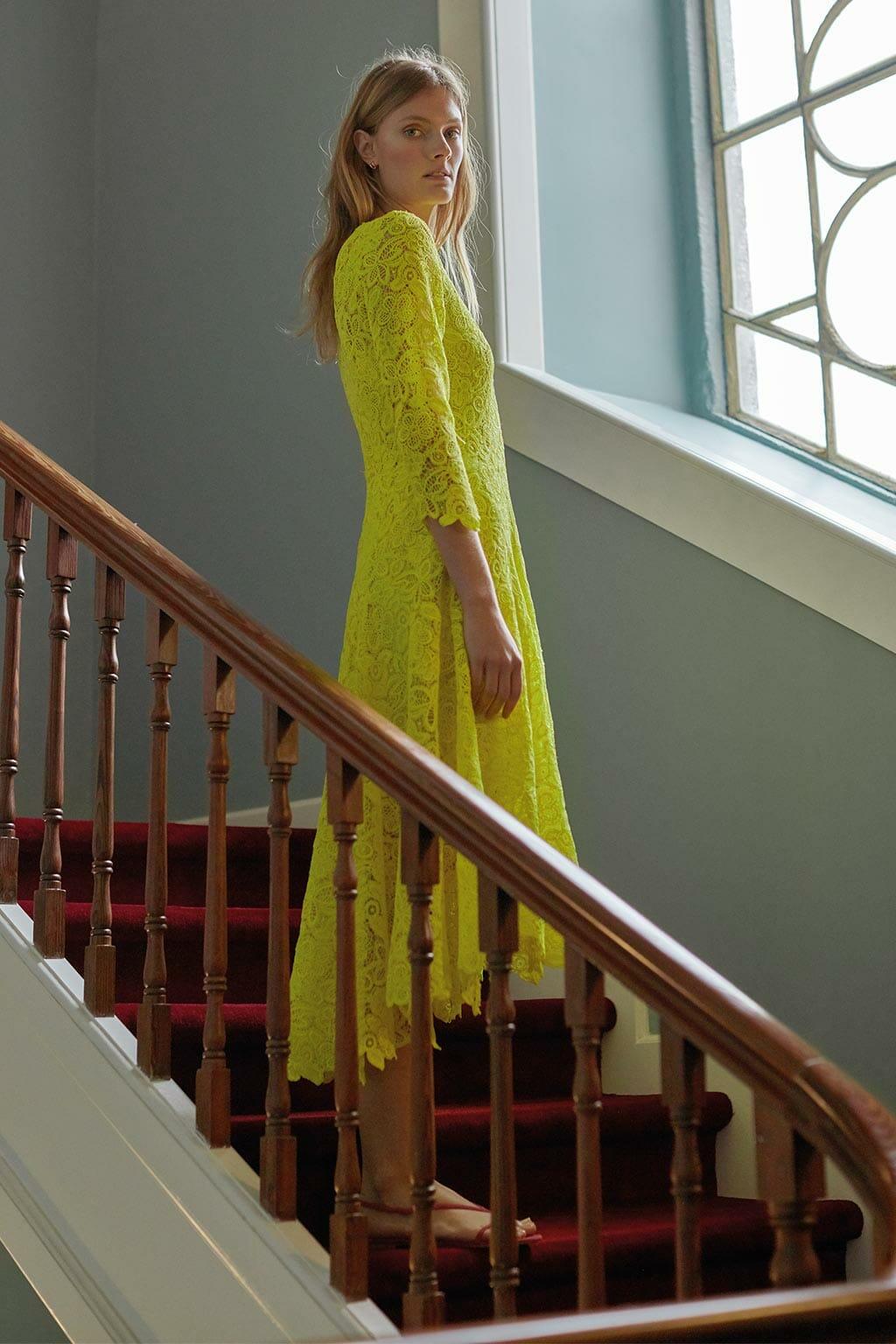 CH Carolina Herrera. New Womenswear collection Spring. Look 11
