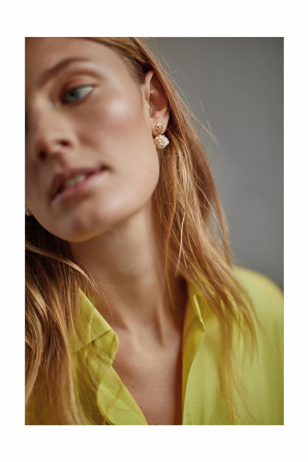 CH Carolina Herrera. New Womenswear collection Spring. Look 13