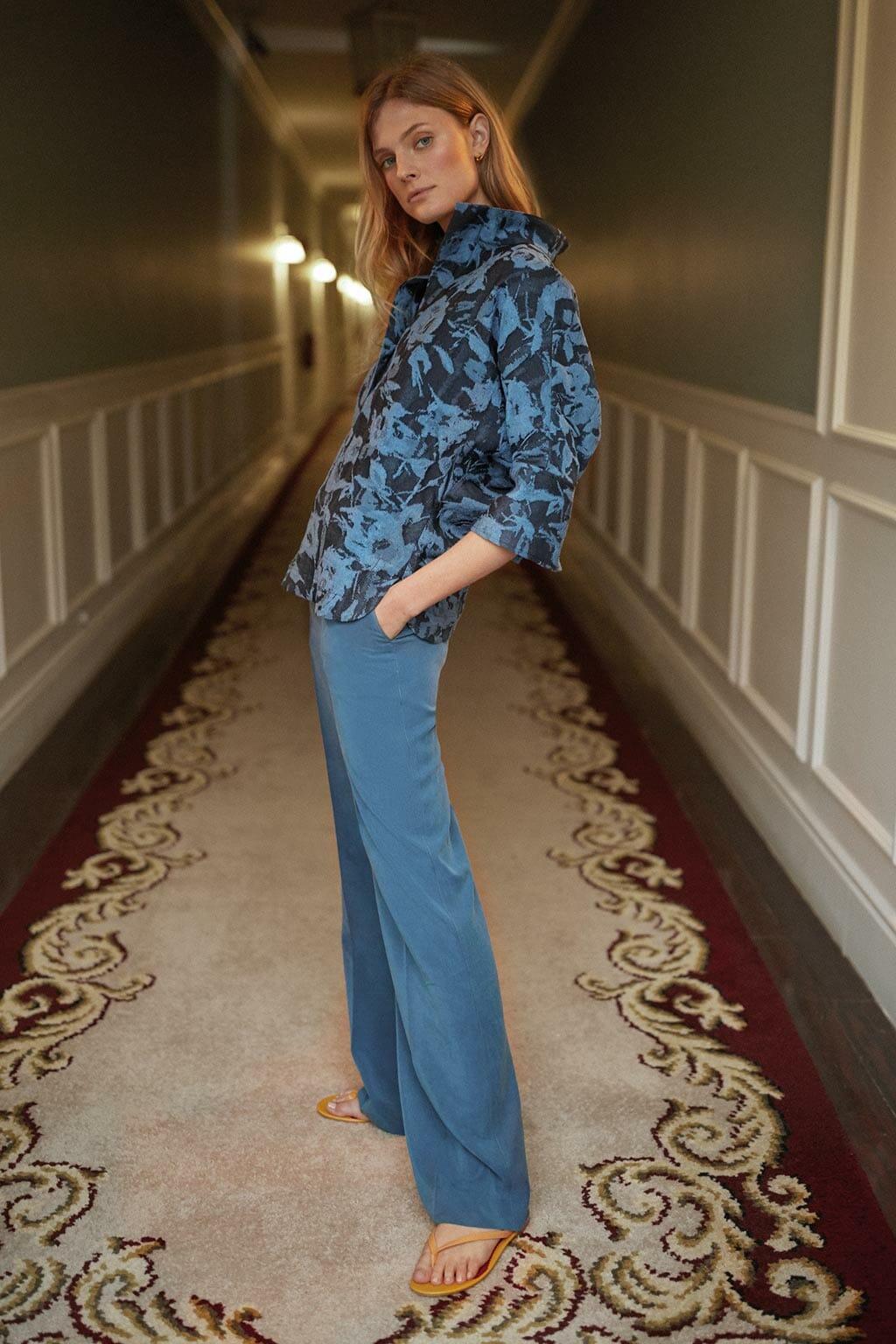 CH Carolina Herrera. New Womenswear collection Spring. Look 16
