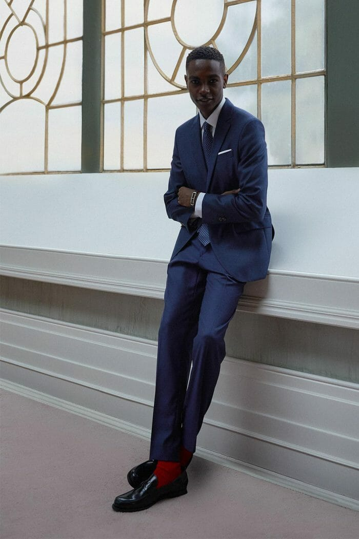 CH Carolina Herrera. New Menswear Collection Spring. Look 18
