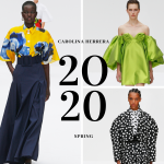 Carolina Herrera New York Spring 2020 Runway Show