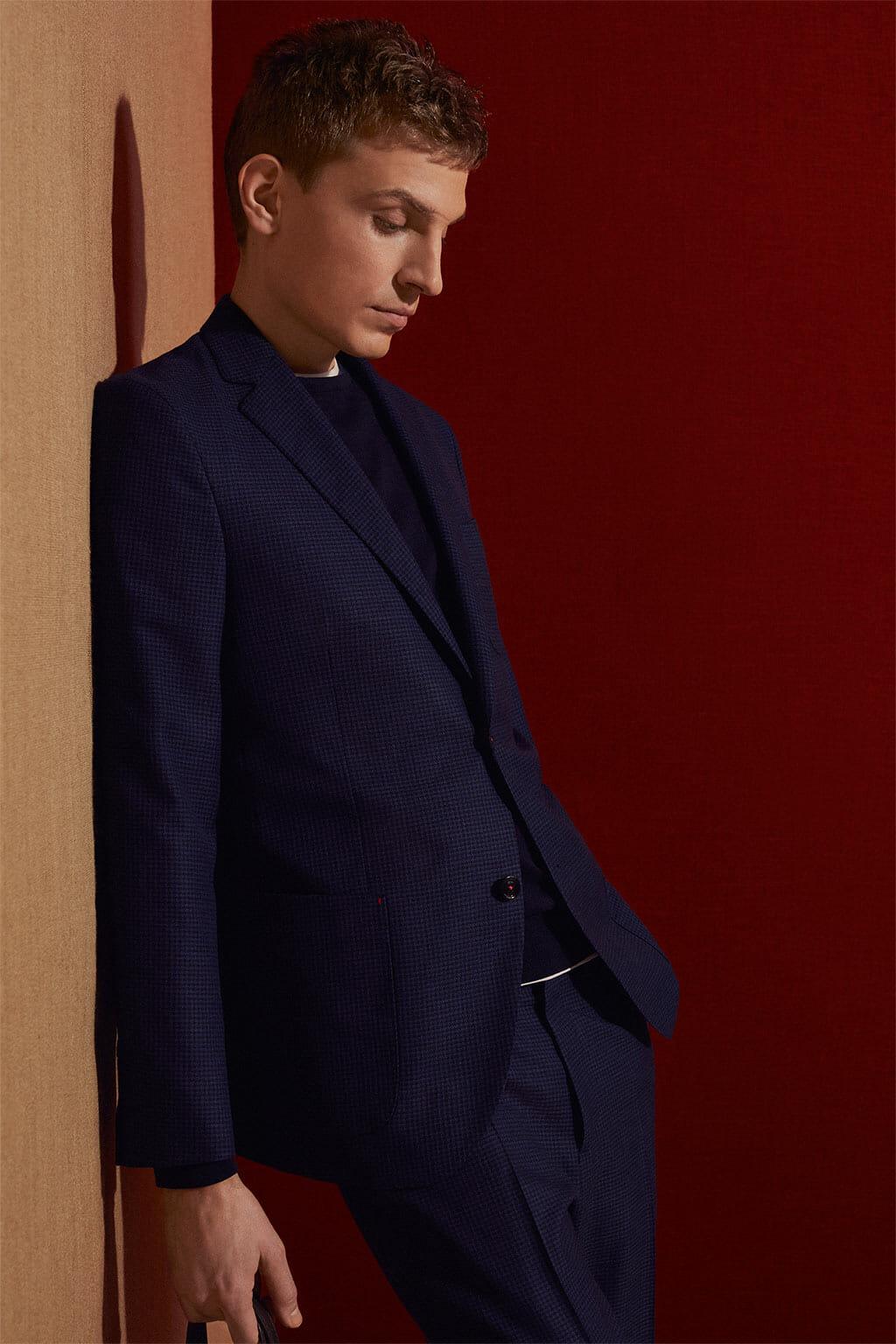 CH Carolina Herrera. New Menswear Collection Early Summer. Look 04