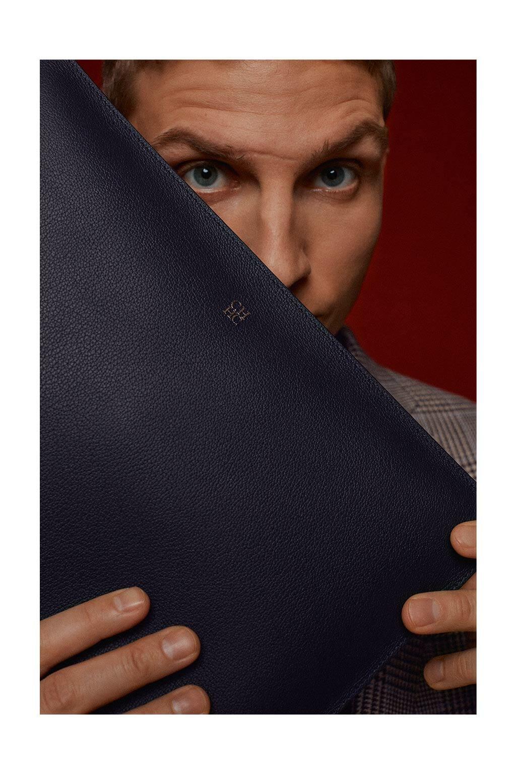 CH Carolina Herrera. New Menswear Collection Early Summer. Look 05
