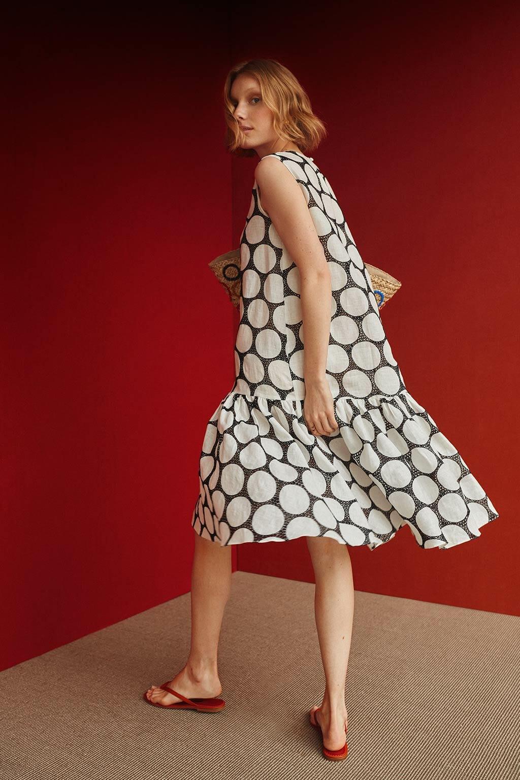 CH Carolina Herrera. New Womenswear Collection Summer. Look 02