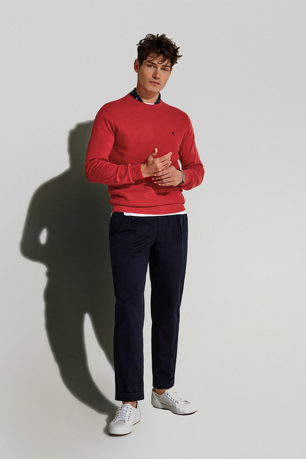 CH Carolina Herrera. New Menswear Collection Summer. Look 02