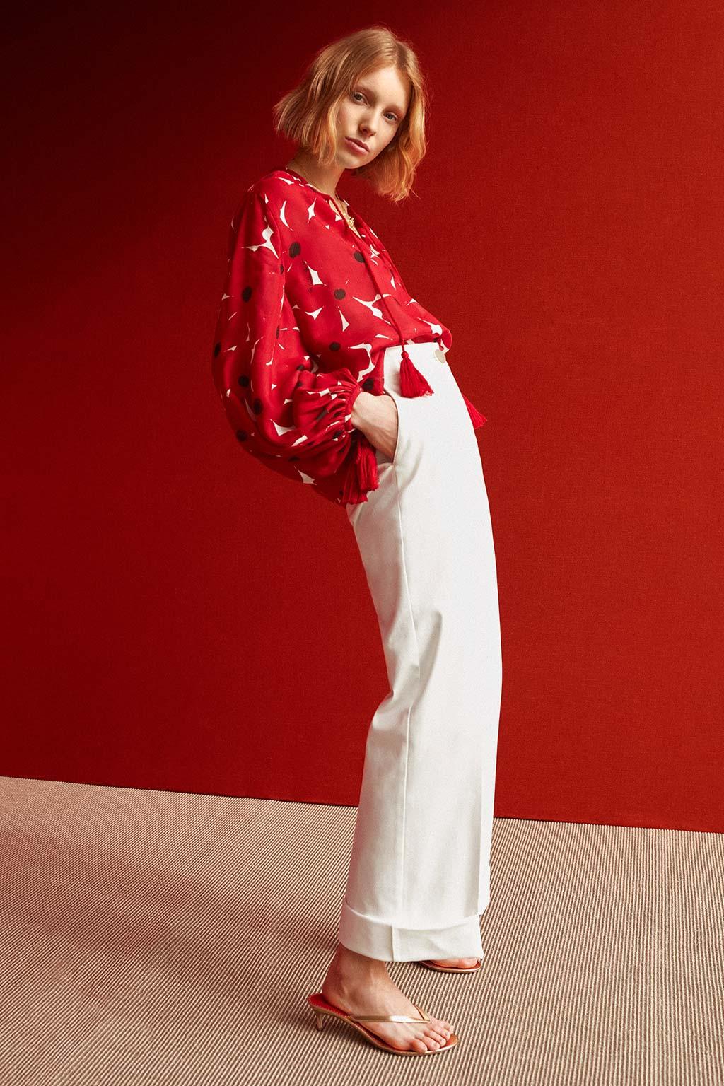 CH Carolina Herrera. New Womenswear Collection Summer. Look 03