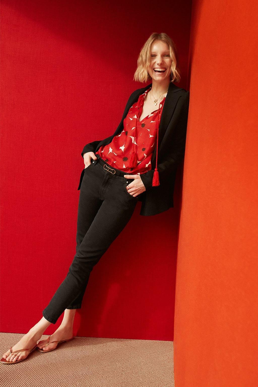 CH Carolina Herrera. New Womenswear Collection Summer. Look 05