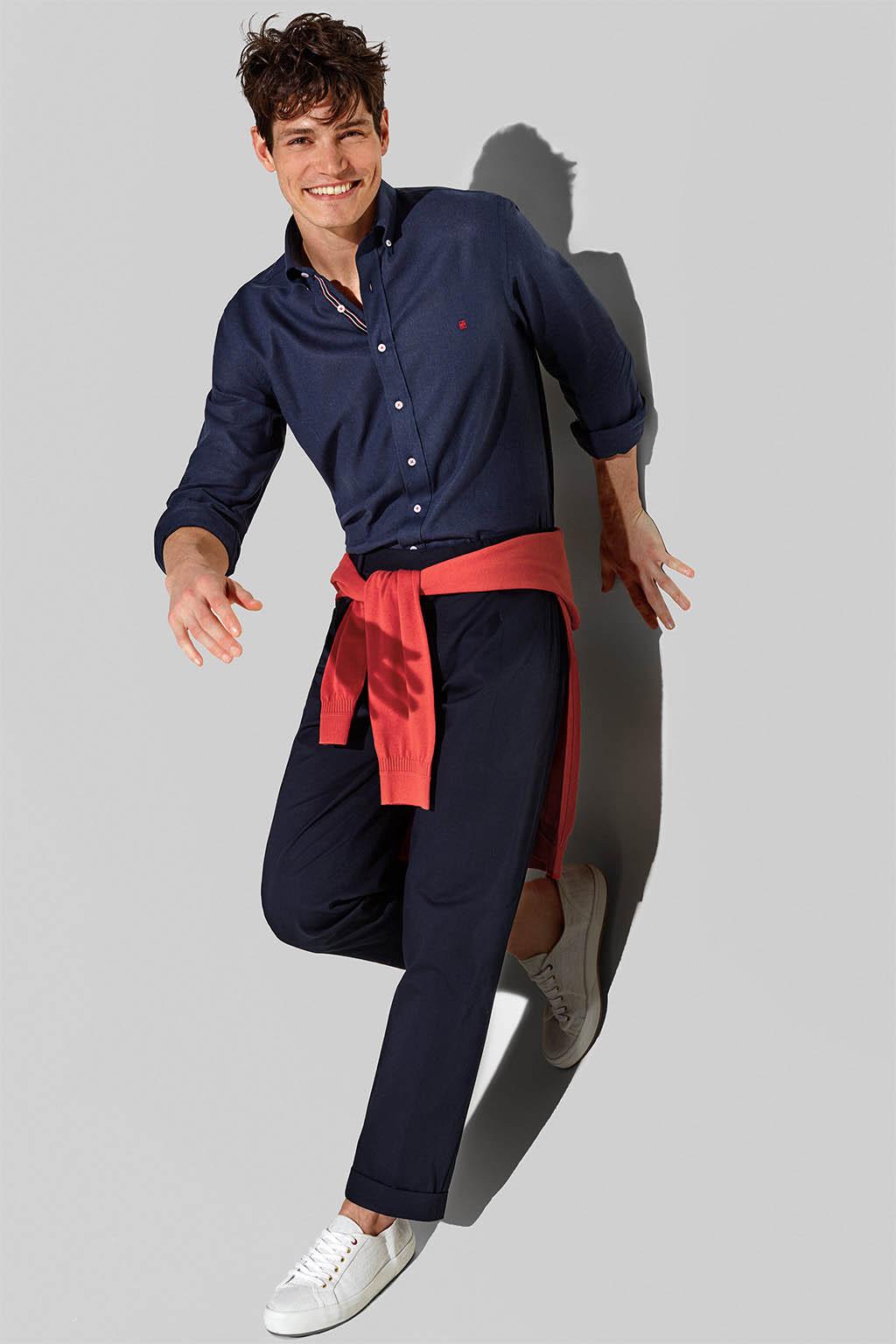 CH Carolina Herrera. New Menswear Collection Summer. Look 05