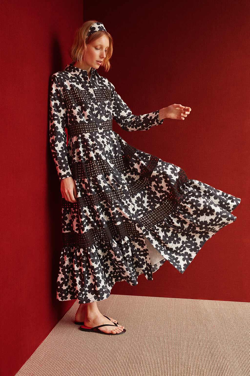 CH Carolina Herrera. New Womenswear Collection Summer. Look 07