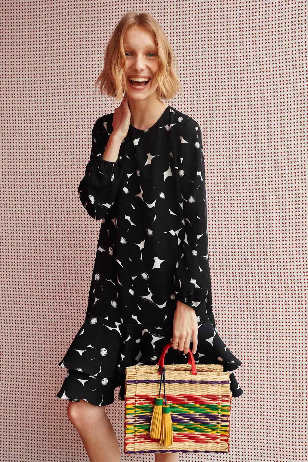 CH Carolina Herrera. New Womenswear Collection Summer. Look 11