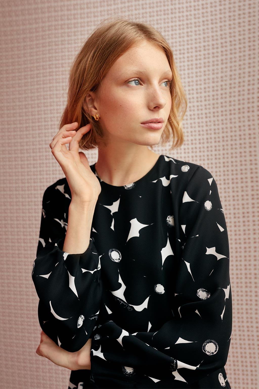 CH Carolina Herrera. New Womenswear Collection Summer. Look 12