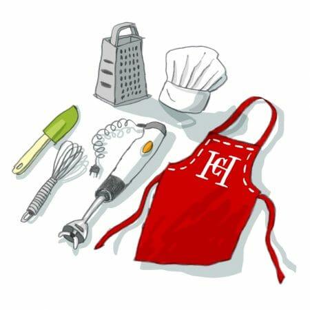 Home Cooking with Carolina Herrera
