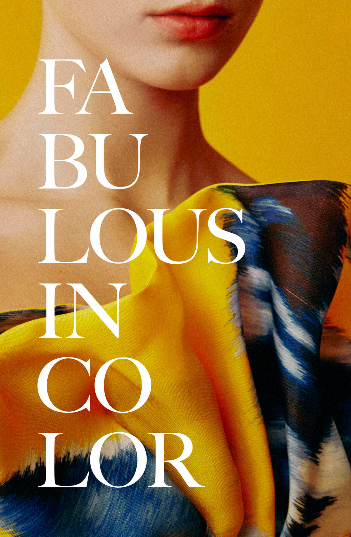 Fabulous in Color: Wes Gordon celebrates color with Quentin Jones, Pantone, and more