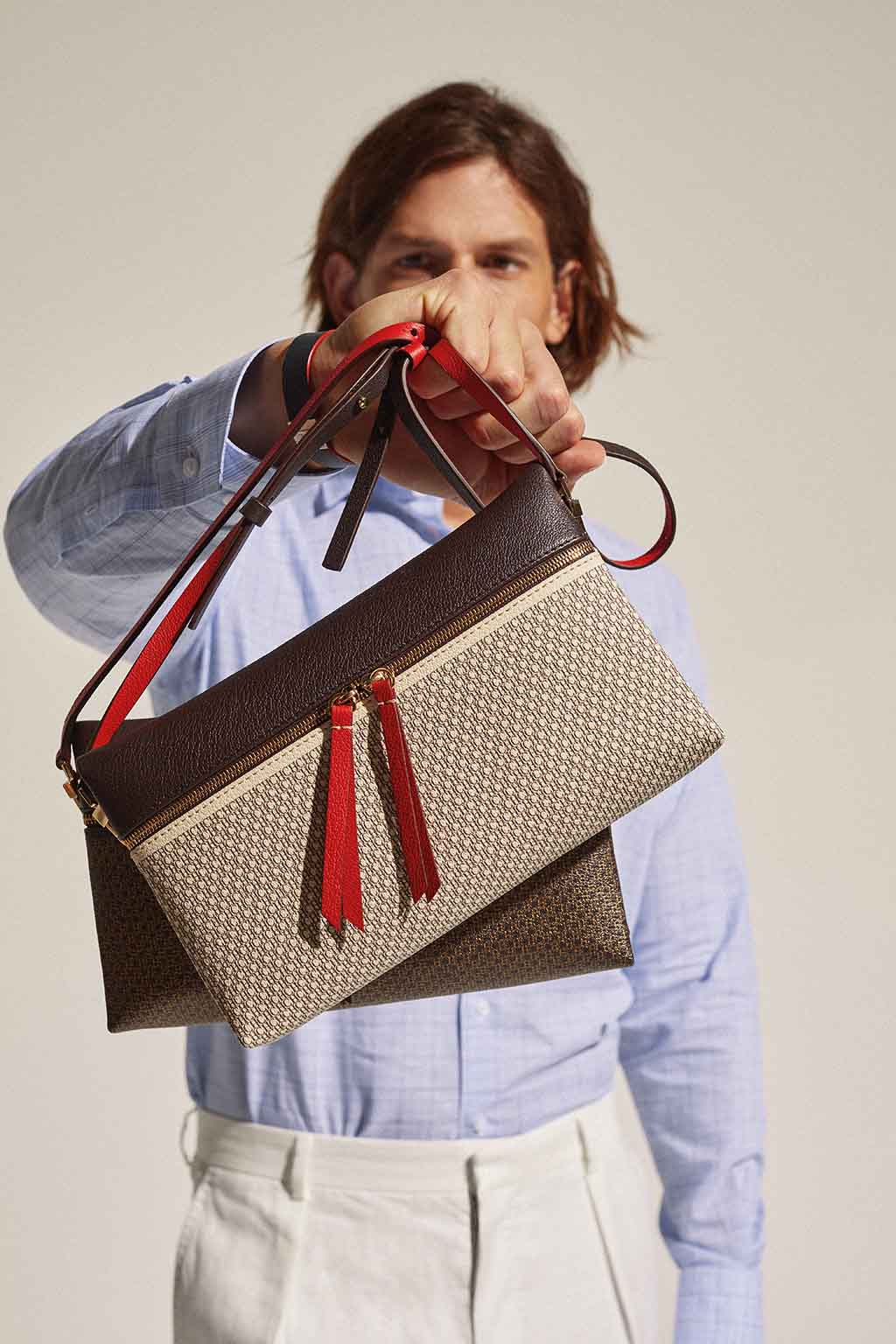 CH Carolina Herrera. New Menswear Collection Capsule Collection. Look 13