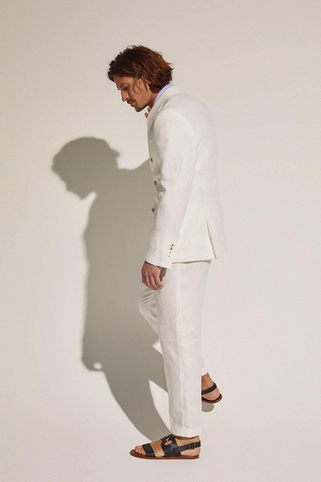 CH Carolina Herrera. New Menswear Collection Capsule Collection. Look 02