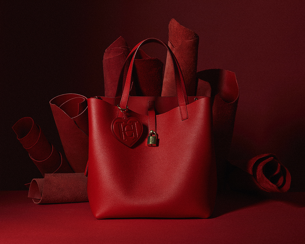 ch carolina herrera choose hope bag