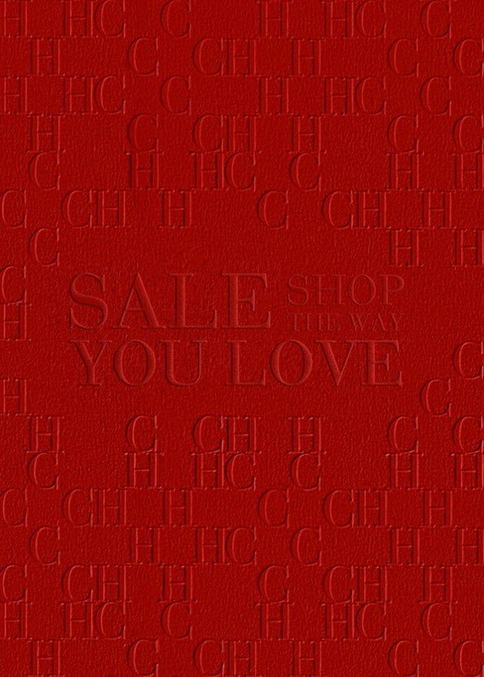 SHOP THE WAY YOU LOVE  SALE
