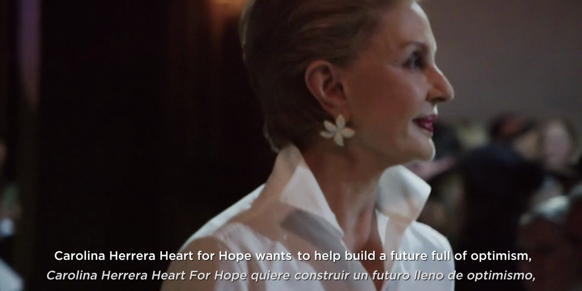ch carolina herrera choose hope