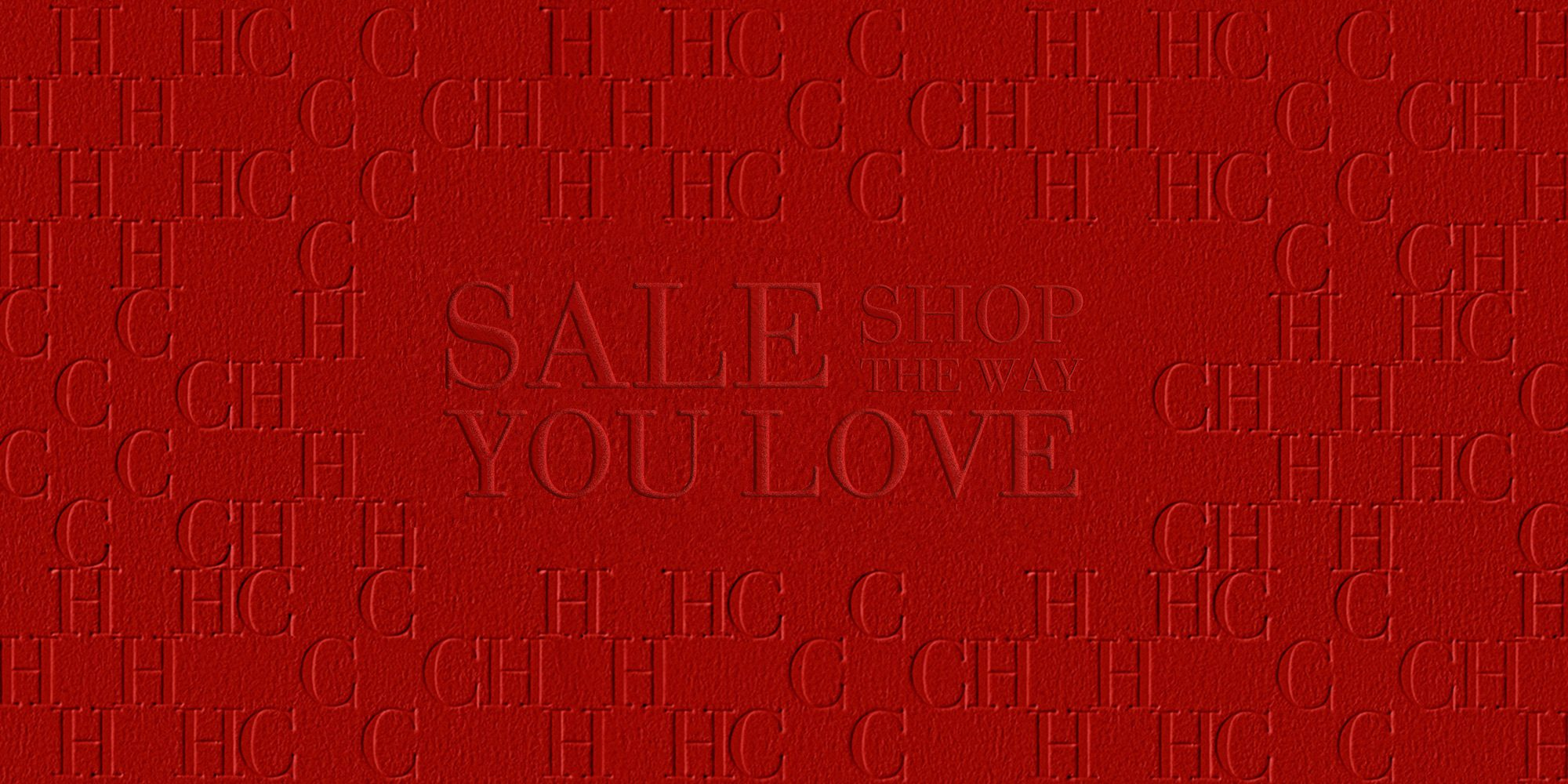 SHOP THE WAY YOU LOVE  SALE